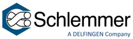 Schlemmer Logo no background with Claim - Our Technology. Your succes