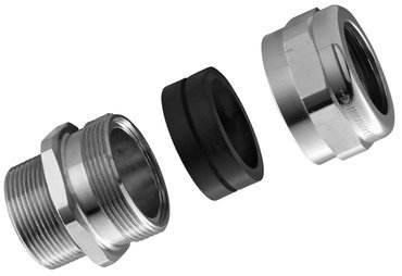 Cable gland ATEX Ex d/e 1F