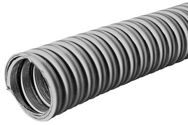 Metal tube MS-PVC